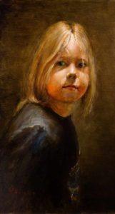 Olieverf portret door Gerrit Breteler van - Hylke Breteler (9)