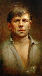 Schrijver en dichter, Gerard Kornelis van het Reve