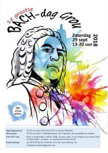 Gerrit Breteler - Bachdag